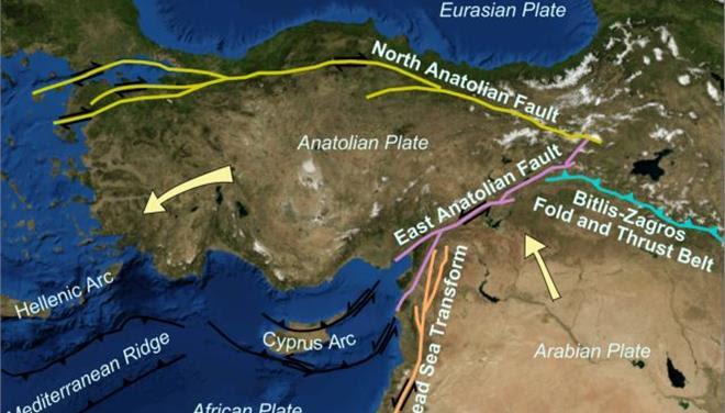 Στην Κωνσταντινούπολη ο επόμενος μεγάλος σεισμός στο Ρήγμα της Ανατολίας, λένε οι γεωλόγοι