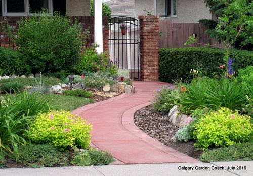 Calgary garden inspiration | Landscaping Plans | Pinterest