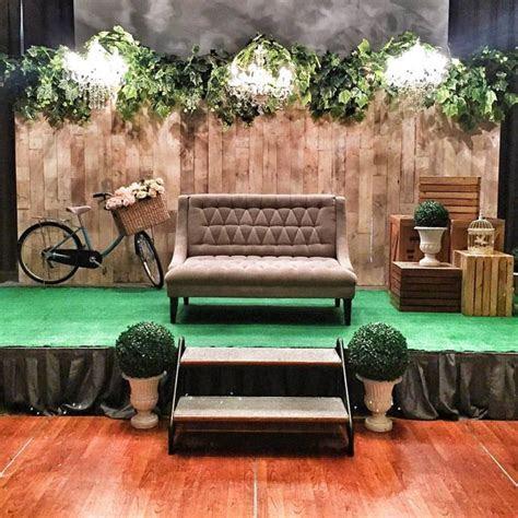wedding stage backdrop ideas  pinterest