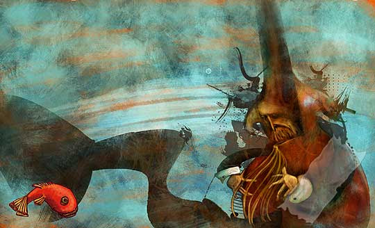 Ilustración: música por Hache Holguín