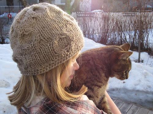 Lue med katteøye