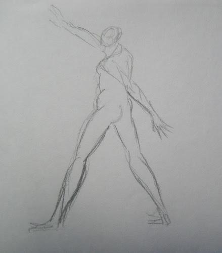 Matthew Felix Sun's Live Drawing _ 1978