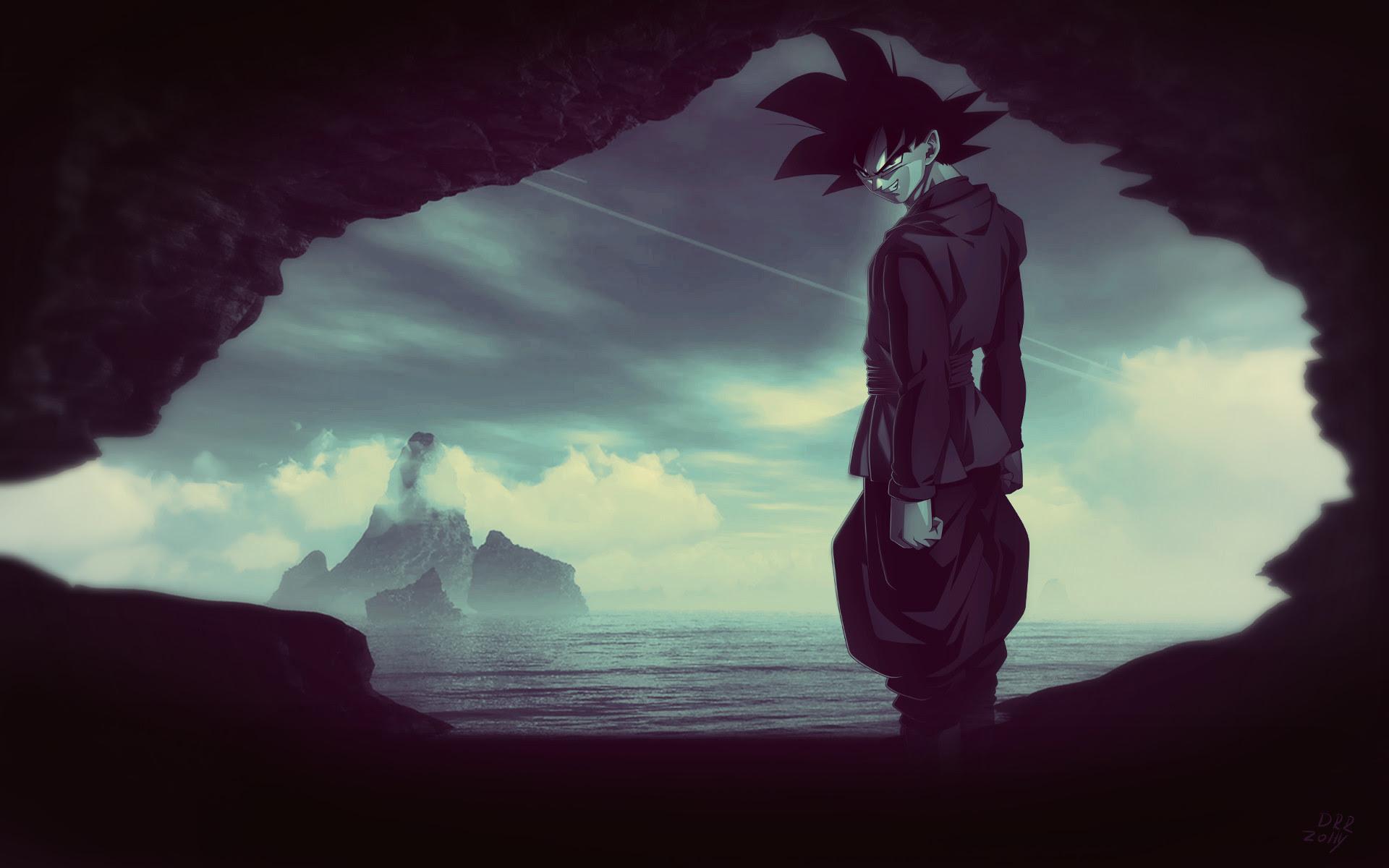 Goku Black Wallpaper Hd 4k Gambarku