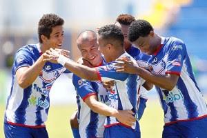 Cartaginés logra valioso triunfo en Limón. Foto de la página del Club Sport Cartaginés