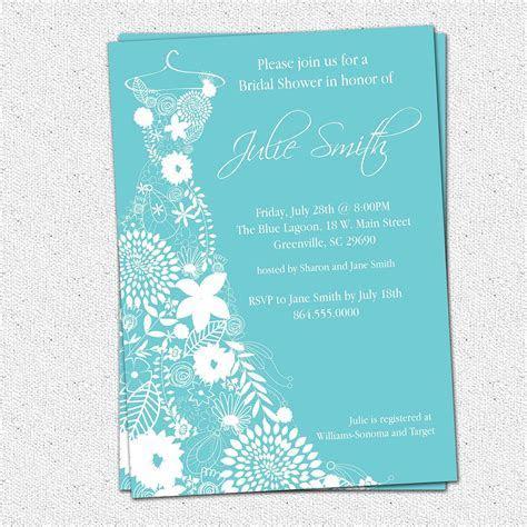 bridal shower invitation : bridal shower invitations