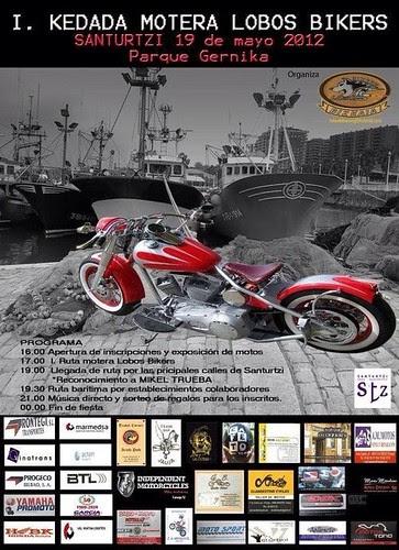 I. Kedada Motera Lobos Bikers by txikita69