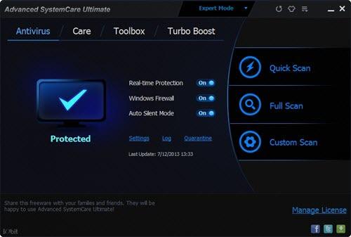 Advanced SystemCare Ultimate 10.0.1.80 Multilingual