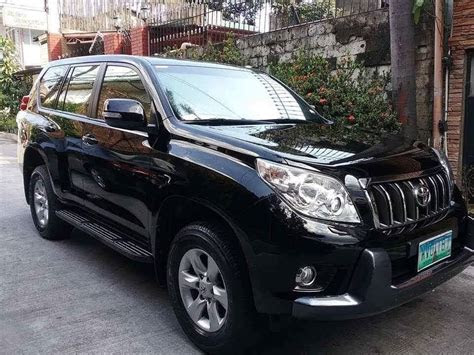 rush sale dubai version  toyota land cruiser prado txl