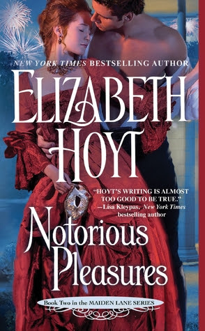 Notorious Pleasures (Maiden Lane, #2)