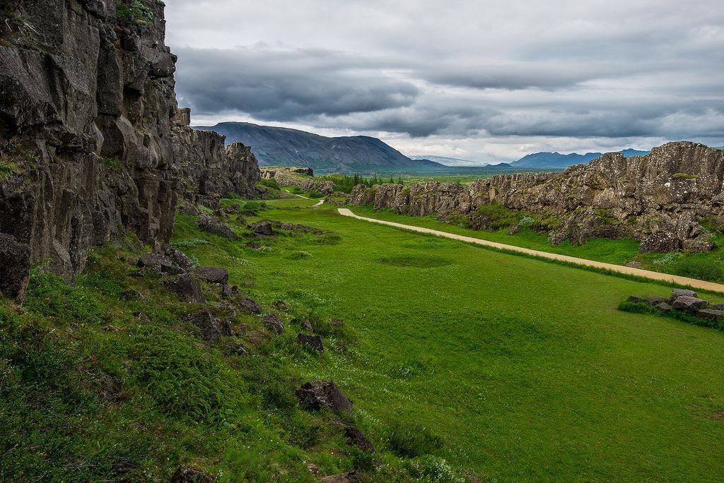 A Dorsal Meso-Atlântica na Islândia 06