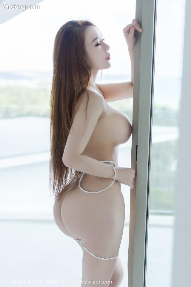 YouMi Vol.140: Người mẫu Egg-尤妮丝 (49 ảnh) - Page 4 of 5