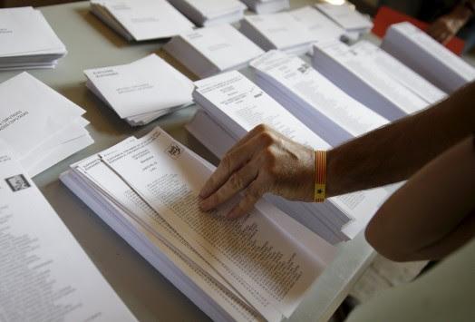 Καταλονία: Ανεξαρτησία `δείχνουν` τα exit polls