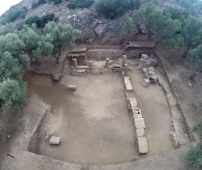 Ναός αφιερωμένος στον Δία ανακαλύφθηκε στην Μητρόπολη της Ιωνίας