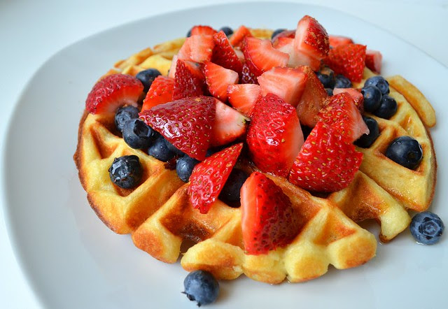 Buttermilk Self-Rising Waffles