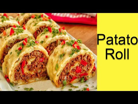 Patato Roll recipe || Patato roll recipe in urdu || winter special recipe in urdu
