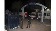 polis memurları Abuzer Öztunç ve Nevzat Karabulut pompalı tüfekle vuruldu.