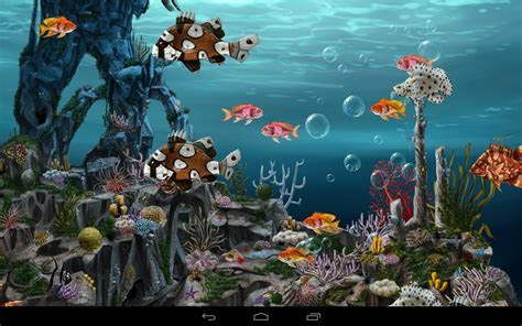 Underwater World 3D   Apl Android di Google Play