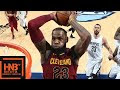 Cleveland Cavaliers vs Memphis Grizzlies highlights
