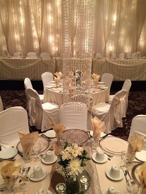 Simple Romance Reception #lethbridgeeventrentals #