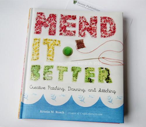 Mend It Better by Kristin Roach