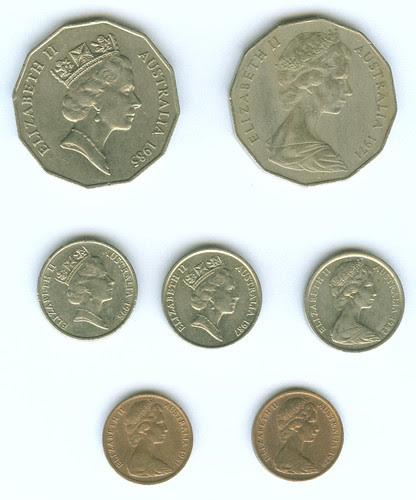 Aussie Coins