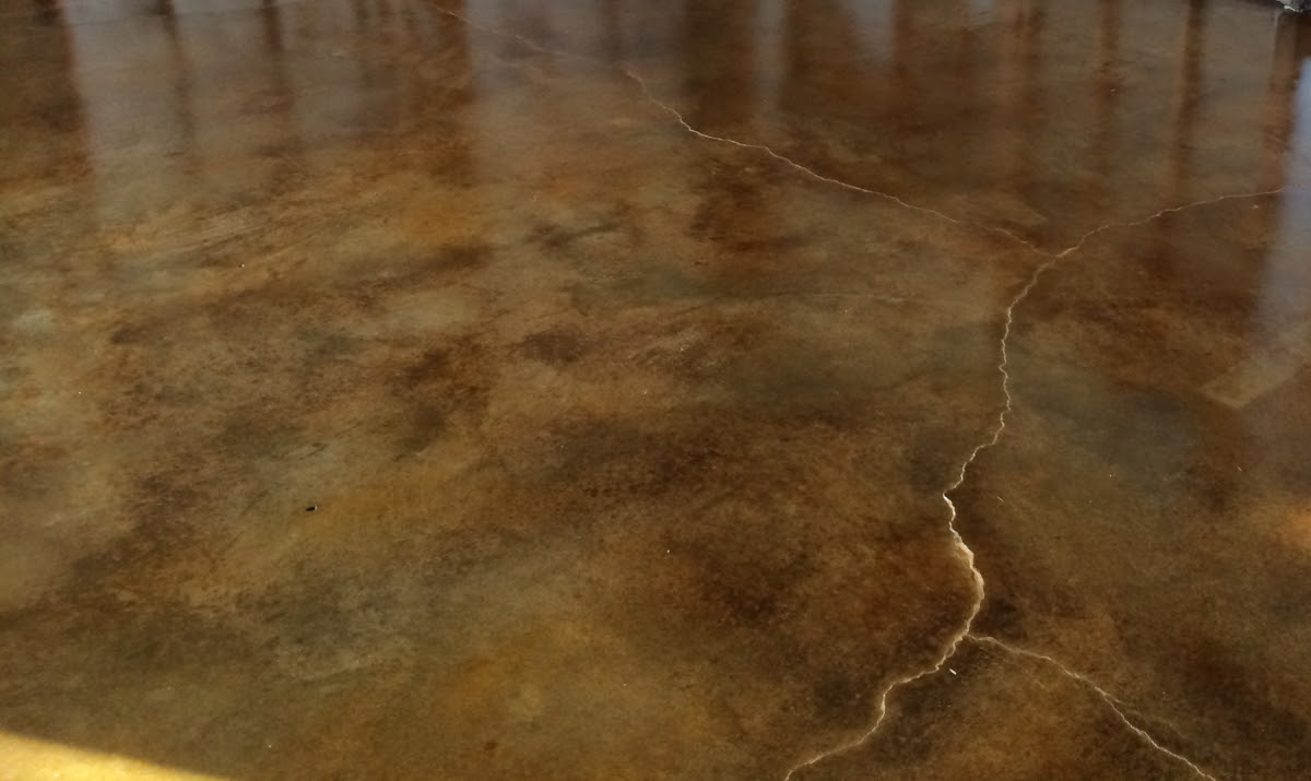 Concrete Acid Staining Utah Stained Concrete Salt Lake City Ut