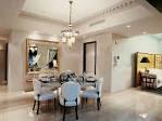 Fantastic Romantic Dining Room Decorating | Daily Interior Design ...