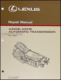 1996 Lexus SC 300/400 Wiring Diagram Manual Original