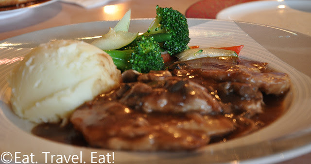 Sesame Grill: Chicken Scallopini