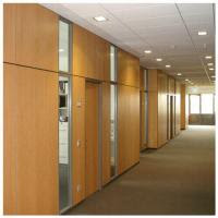Customized Soundproof Office Wooden Partition Wall Movable Room