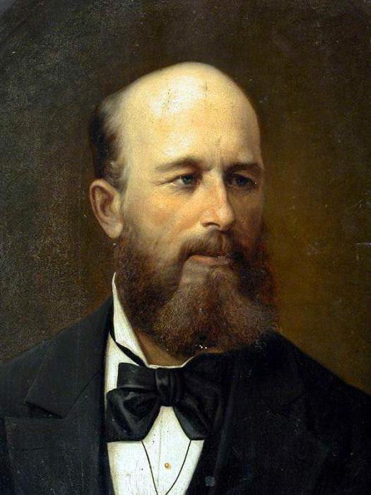 Alexánder Mijáilovich Butlerov.