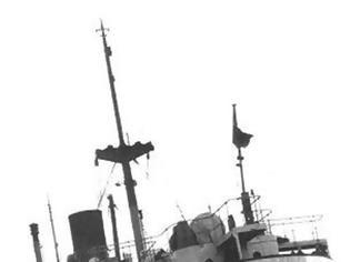 Φωτογραφία για 3174 - Ξένο «πλοίο-φάντασμα», το 1941, έξω από το Άγιον Όρος!
