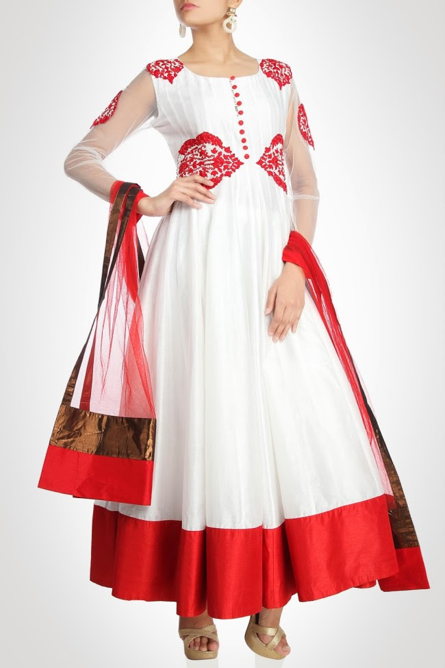 Anarkali-Ankle-Length-New-Fashion-Frock-Suits-by-Designer-Charu-Parashar's-Girls-Outfits-7