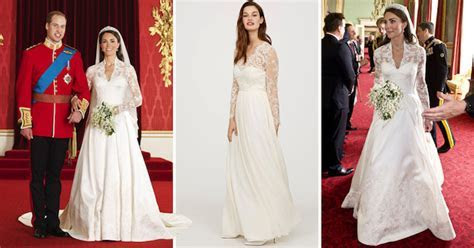 H&M is Selling a Replica of Kate Middleton's Wedding Dress!