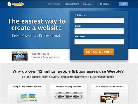 10 Best Online Website Builders to Create Free Websites