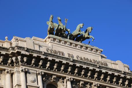 Il palazzo della Corte di Cassazione © ANSA