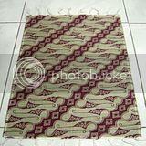 Placemat Mendong Batik AC