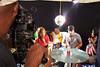 """Rodaje del video """"Seduceme"""" interpretado por Klb y Riva"""