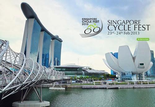 Singapore Cycle Fest 2013