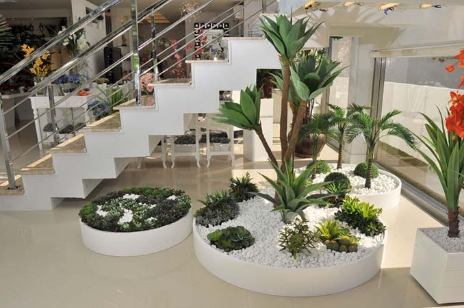 Εντυπωσιακά παραδείγματα μικρών εσωτερικών κήπων (18)