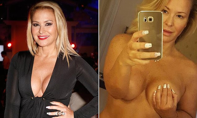 Anastacia bares her breasts in naked Instagram selfie, three years ...