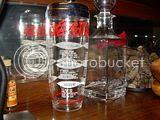 Apron Day Martini Shaker