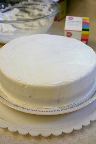 Cake Decorating Icing That Hardens