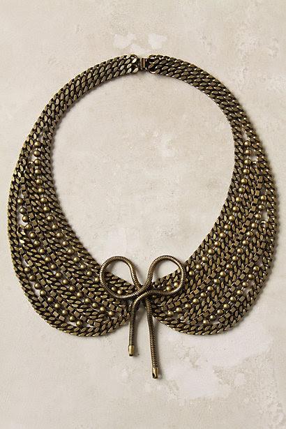 Preciously Metal Necklace