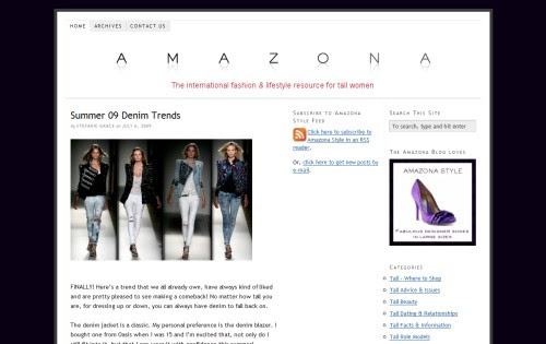 The Amazona Blog