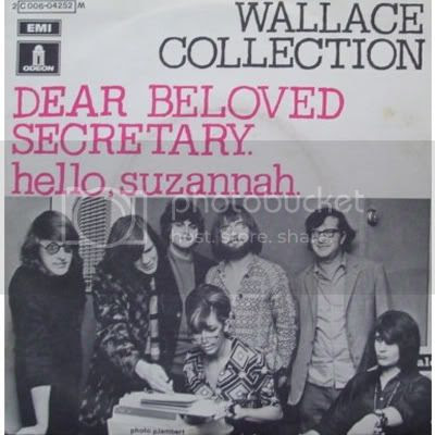 Wallace Collection - Dear Beloved Secretary