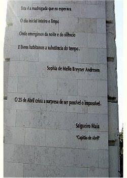 Arco - Praça Espanha - Lisboa