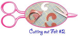 Cutting out felt how to 2