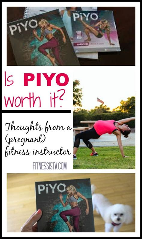 piyo review   worth  thoughts   fitness