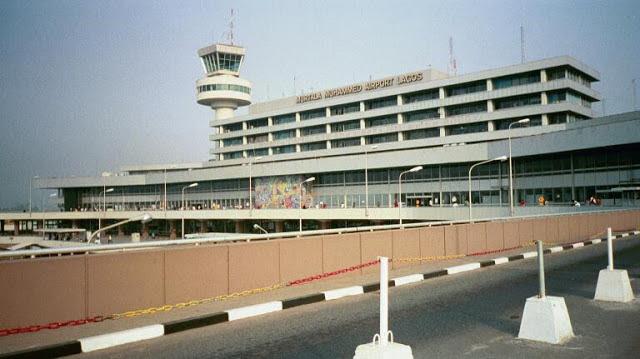 Lagos Murtala Muhammed Interntional Airport, Nigeria